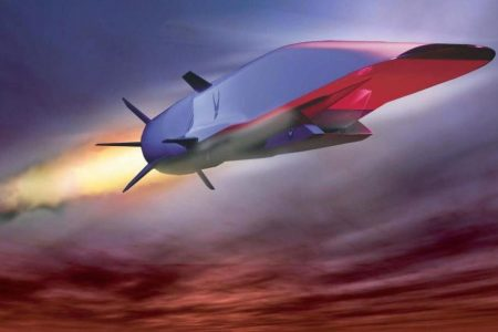 Lockheed Martin just got one step closer to handing hypersonic weapons to the US Air Force