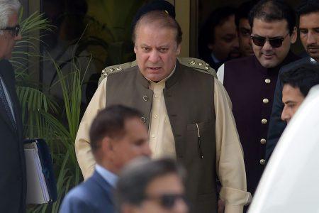 Pakistan Court Orders Lifetime Political Ban Against Sharif