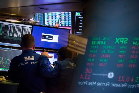 Stock Traders Proving the Winners While Wall Street Awaits Morgan Stanley