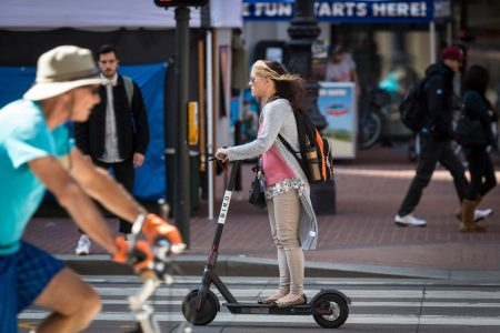 Electric Scooters Are Giving US Cities Uber Déjà Vu
