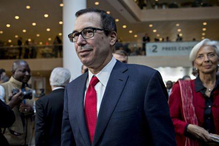 Mnuchin Says He's Considering Trip to China Amid Trade Spat