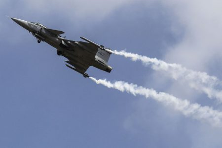 India Seeks $15 Billion Fighter Jets in World's Largest Deal