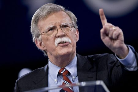Bolton Ruins Iran's Nuclear Holiday as Trump Warns on Syria