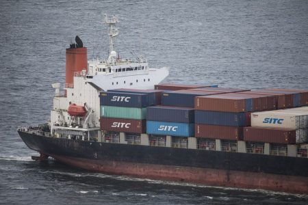China Exports Post Seasonal Drop, Leaving Surprise Trade Deficit