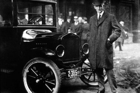 Ford Is About to Abandon American Sedans
