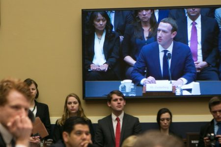 Mark Zuckerberg Ends Two Days of Testimony on Capitol Hill