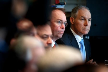 Lawmakers' Letter Claims Further Spending Abuses by the EPA Head, Scott Pruitt