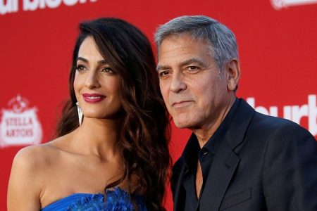George and Amal Clooney's NYC apartment building cited for running illegal transient hotel