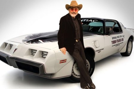 Burt Reynold's Pontiac Turbo Trans Am sold for big bucks
