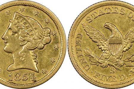 Discovery of a lifetime: 'Fake' gold coin actually worth millions