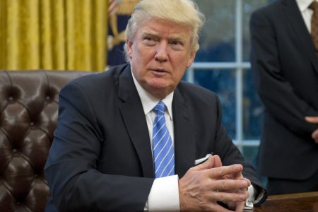 Trump signs measure aimed at curbing online sex trafficking