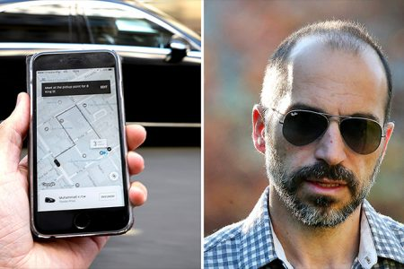 Uber CEO on diversity report: We need to improve 'across the board'