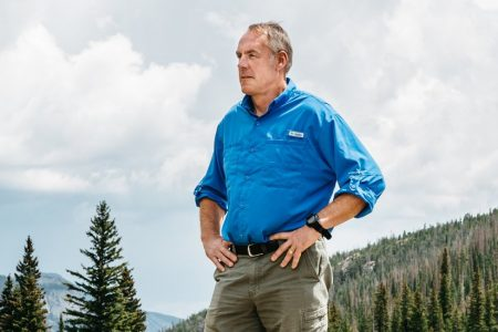 Ryan Zinke Is Opening Up Public Lands. Just Not at Home.