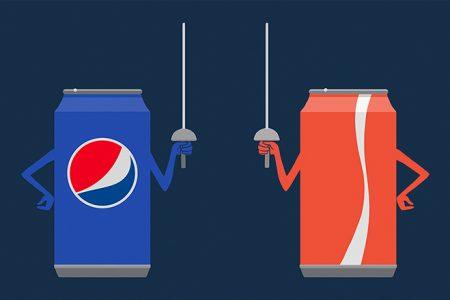 Pepsi vs. Coke — the new cola wars are here