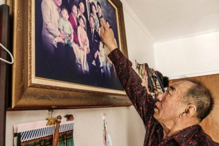 Summit offers last hope for families divided by Korean War