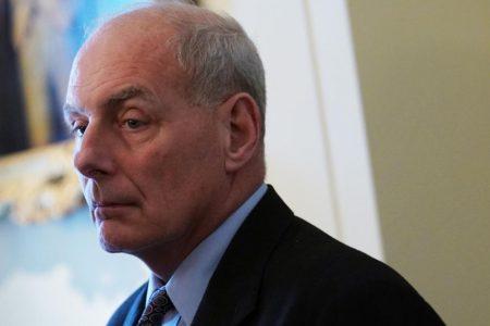 WaPo: John Kelly's influence diminishing in White House