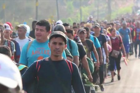 Mexico: We don't 'make immigration decisions for US'