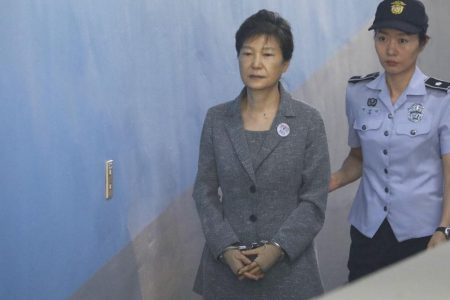 Former South Korean President Park sentenced to 24 years in prison