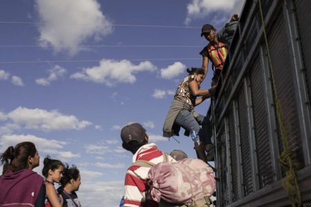The migrant caravan's next steps may be an even tougher journey