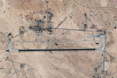 Russia blames Israel for strikes on Syrian airbase