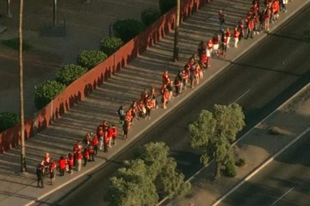 Arizona governor offers teachers 20% pay raise, but educators have questions