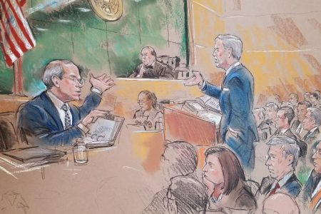 With first witness, AT&T aims to undermine DOJ's case against Time Warner bid
