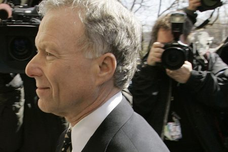 Trump leaning toward pardon of Scooter Libby