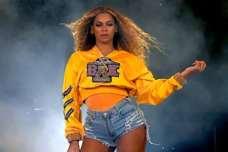 Beyoncé makes history with a live performance at Coachella