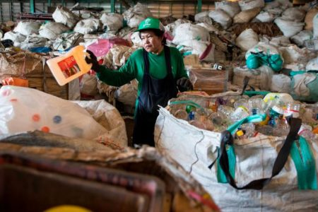China trash ban is a global recycling wake up call