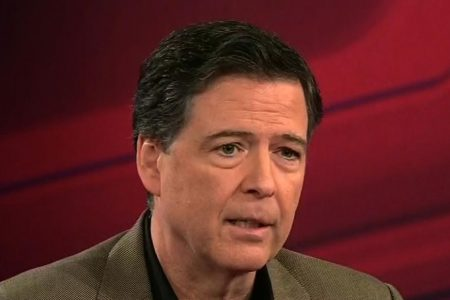 James Comey calls House GOP's Russia probe 'a wreck'