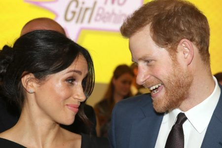 Harry, Meghan and the finely tuned royal wedding PR machine