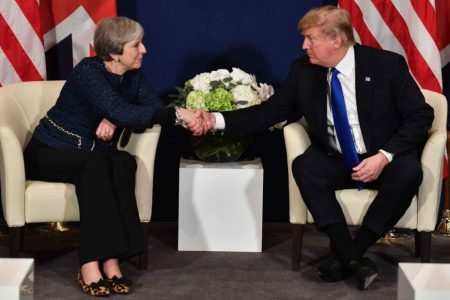 Trump to visit United Kingdom in July