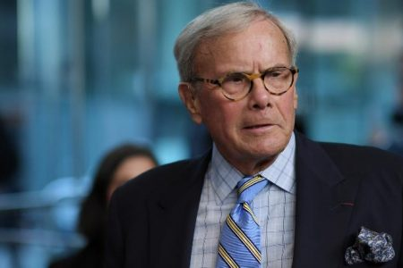 More women sign up to defend Brokaw and tension in NBC grows