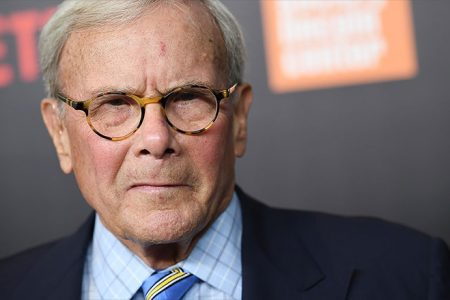 'A drive-by shooting': Tom Brokaw rails against sexual harassment allegations