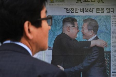 South Koreans dare to hope of once unthinkable peace with Kim