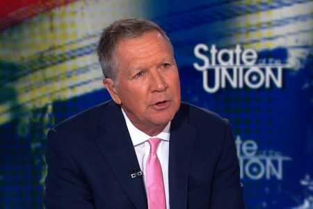 Kasich: 'I didn't leave the Republican Party. The Republican Party left me'