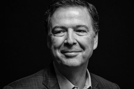 James Comey Opens Up About Ego, Distrust and More
