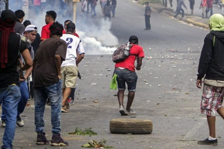 Met With Days of Protests, Nicaragua's Leader Vows to Reverse Course