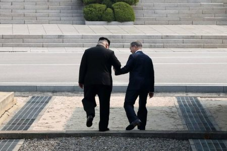North and South Korea Summit Is Short on Details, but Long on Theater