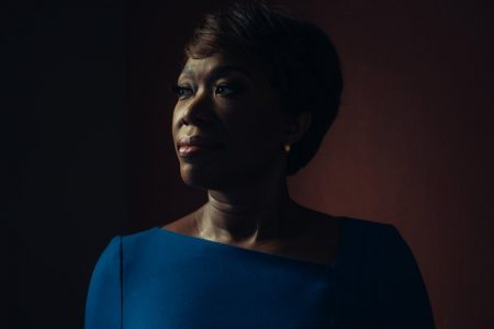 Joy Reid Says She Did Not Write 'Hateful Things' but Cannot Prove Hacking