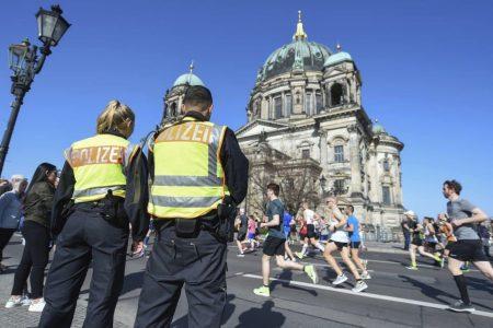 Police arrest 6 accused of planning stabbing rampage during Berlin Half Marathon