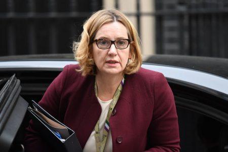 Sajid Javid Is Named New UK Home Secretary, Replacing Amber Rudd