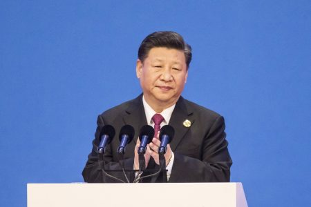 Facing trade war with US, China's Xi renews vow to open markets, import more