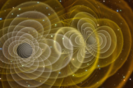 Black Holes: This is What It Sounds Like When Two Collide At Astonishing Speed