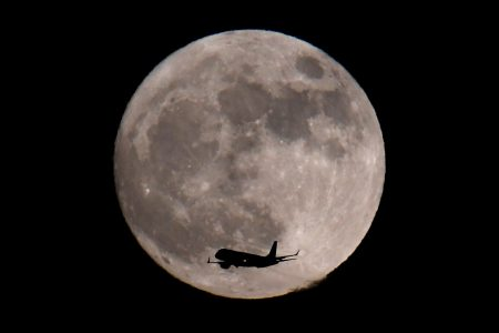 Will the Moon Really Glow Green Tonight?