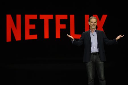 Why Netflix Stock Jumped as Much as 8% to an (Almost) All-Time High