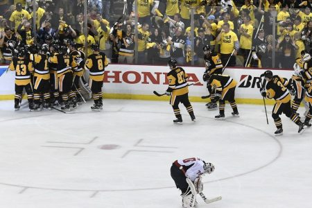 Capitals and Penguins: A landscape of pain and agony