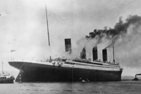 Years before the Titanic sank, two mysterious books were published that seemed to predict the disaster