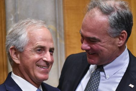 Senators Unveil Bipartisan War Authorization Bill