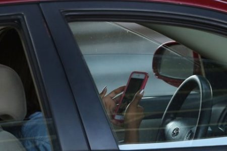 People using their phones while driving is a huge problem, but a new iPhone feature is helping
